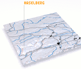 3d view of Haselberg