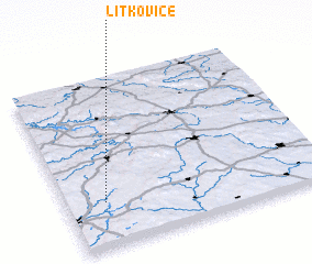 3d view of Lítkovice