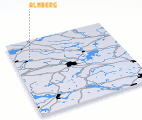 3d view of Almberg