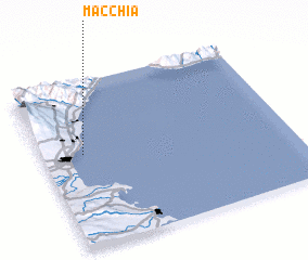 3d view of Macchia