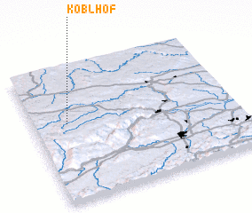 3d view of Koblhof