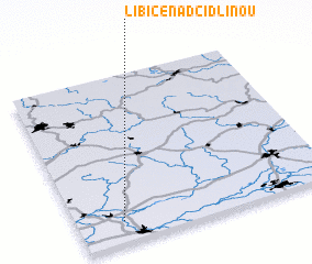 3d view of Libice nad Cidlinou