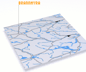 3d view of Brännmyra