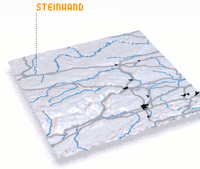 3d view of Steinwand