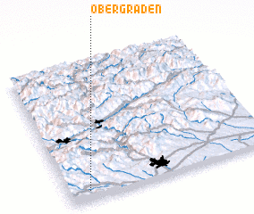 3d view of Obergraden