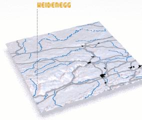 3d view of Weidenegg
