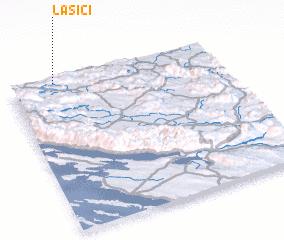 3d view of Lasići