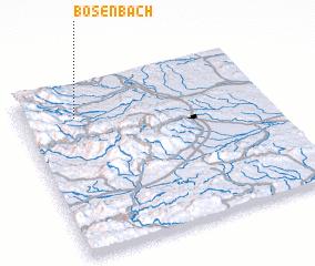 3d view of Bösenbach
