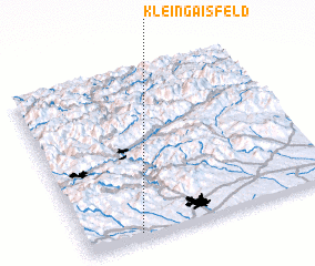 3d view of Kleingaisfeld
