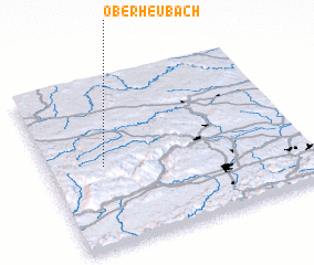 3d view of Oberheubach