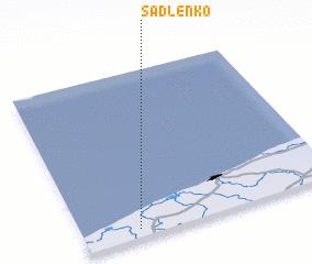 3d view of Sadlenko