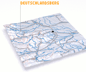 3d view of Deutschlandsberg
