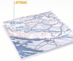 3d view of Letinac