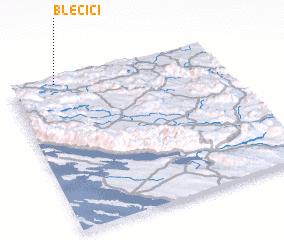 3d view of Blečići
