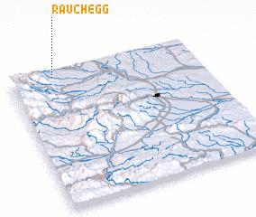 3d view of Rauchegg