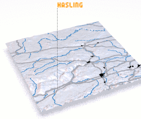 3d view of Hasling