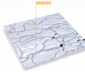 3d view of Ornding