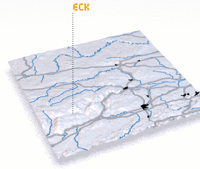 3d view of Eck