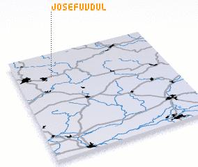 3d view of Josefŭv Dŭl
