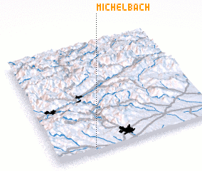3d view of Michelbach