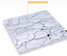 3d view of Mannersdorf