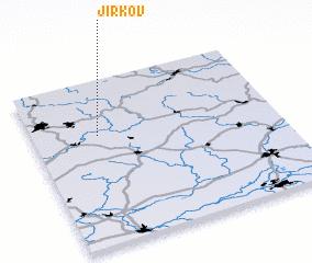 3d view of Jirkov