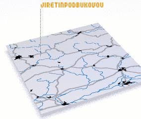 3d view of Jiřetín pod Bukovou