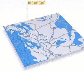 3d view of Digangan