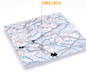 3d view of Thallack