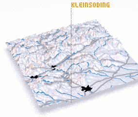 3d view of Kleinsöding