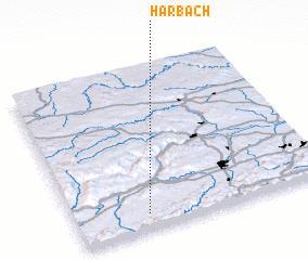 3d view of Harbach