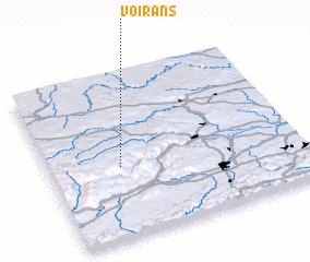 3d view of Voirans