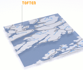 3d view of Toften
