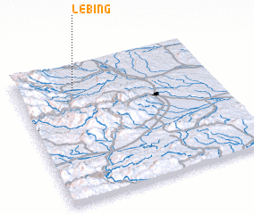 3d view of Lebing