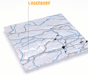 3d view of Lugendorf
