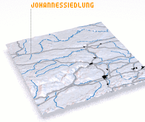 3d view of Johannessiedlung