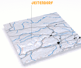 3d view of Jeitendorf