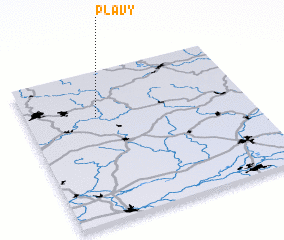 3d view of Plavy