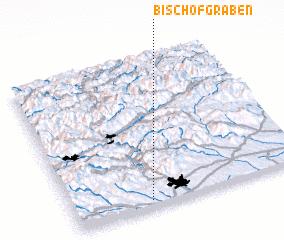 3d view of Bischofgraben