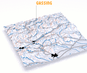 3d view of Gassing