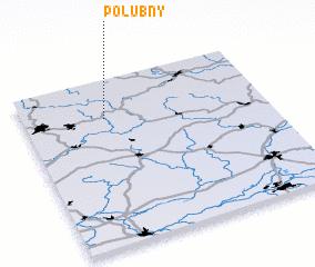 3d view of Polubný