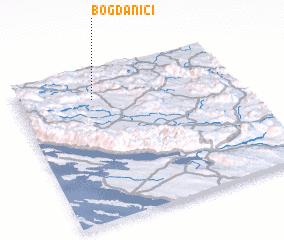 3d view of Bogdanići