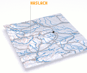 3d view of Haslach