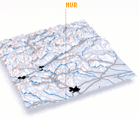 3d view of Mur
