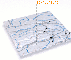 3d view of Schallaburg