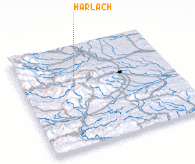 3d view of Harlach