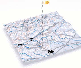 3d view of Lur