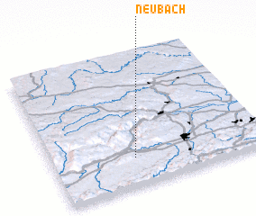 3d view of Neubach