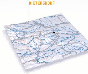 3d view of Dietersdorf