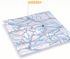 3d view of Gündorf